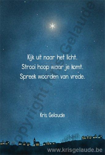 Kris Gelaude - Kijk uit naar het licht